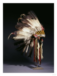 a-fine-sioux-war-bonnet-sewn-with-twenty-nine-eagle-feathers